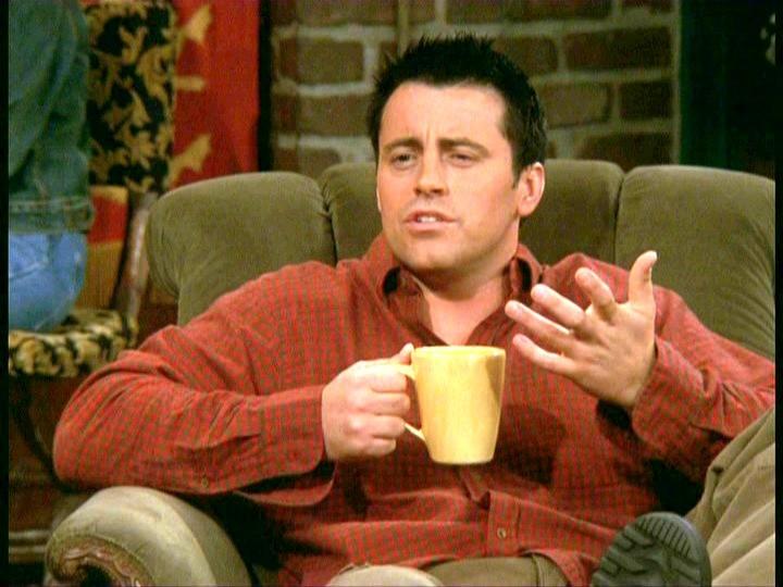 Matt LeBlanc in Friends