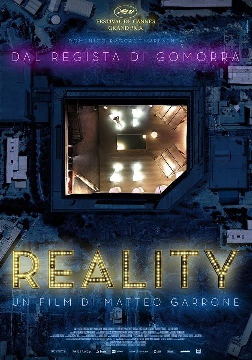 Reality: il manifesto italiano del film
