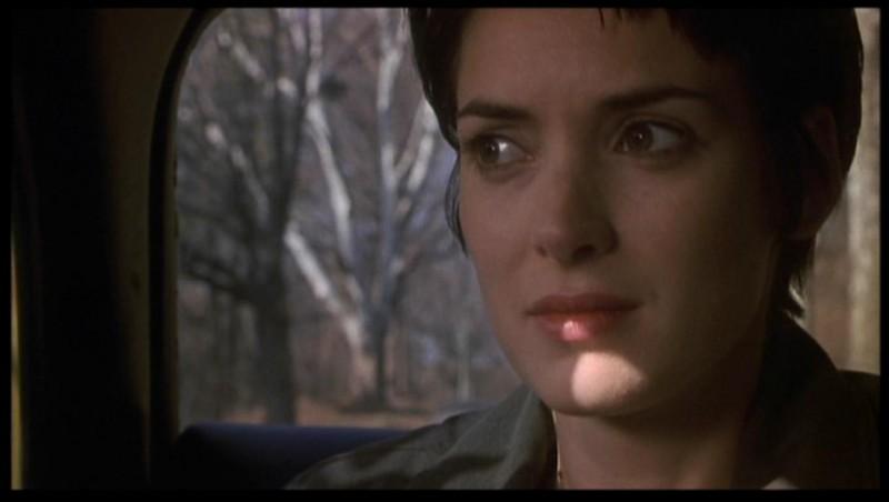 Winona Ryder in una scena del film Ragazze Interrotte