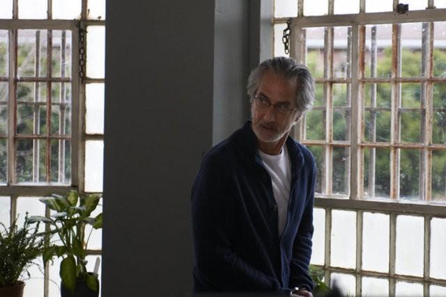 Alphas: David Strathairn in una scena dell'episodio Wake-Up Call