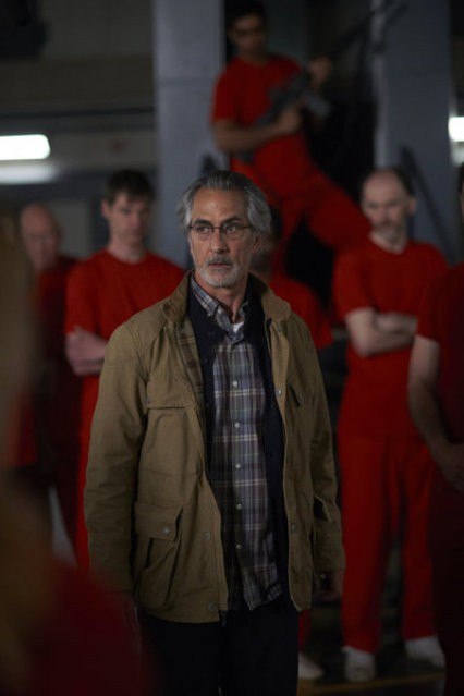 Alphas: David Strathairn nell'episodio Wake-Up Call