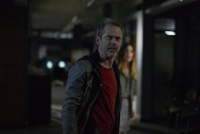 Alphas: Morgan Kelly nell'episodio Alpha Dogs