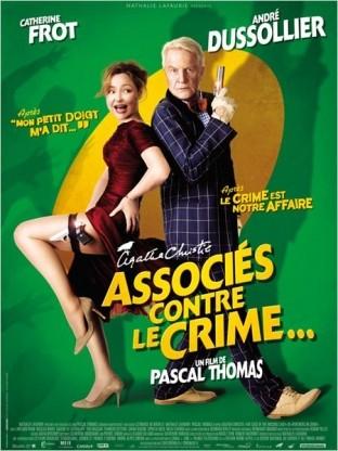 Associés contre le crime: la locandina del film