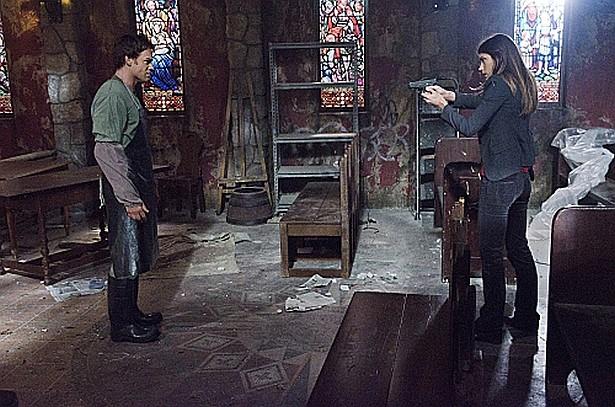 Dexter: Michael C. Hall e Jennifer Carpenter nella premiere della stagione 7