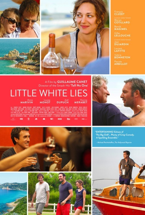 Little White Lies (Les petits mouchoirs): poster USA