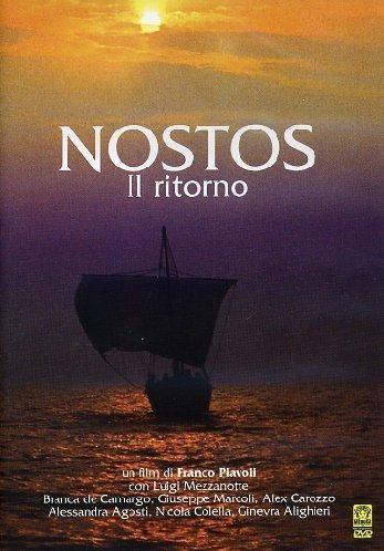 Nostos - Il ritorno: la locandina del film