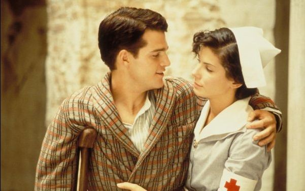 Sandra Bullock in Amare per sempre con Chris O'Donnell