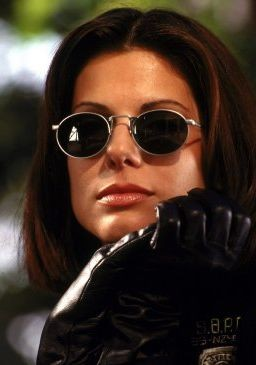 Sandra Bullock in Demolition Man