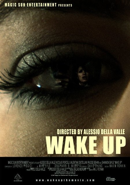 Wake Up: la locandina del film