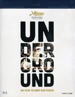 La copertina di Underground (blu-ray)