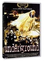 La copertina di Underground (dvd)