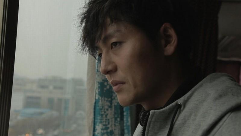 Pietà: Lee Jung-jin nei panni dello strozzino in un'immagine tratta dal film