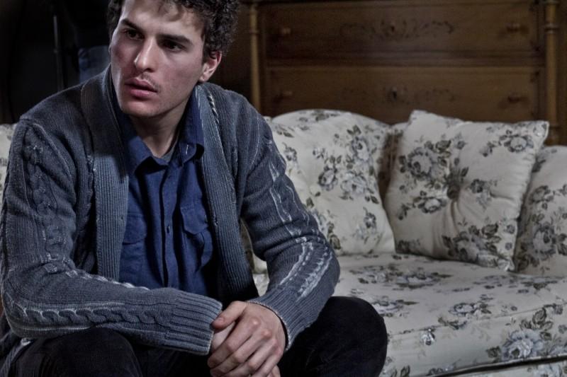 Bella addormentata: Brenno Placido in una scena del film