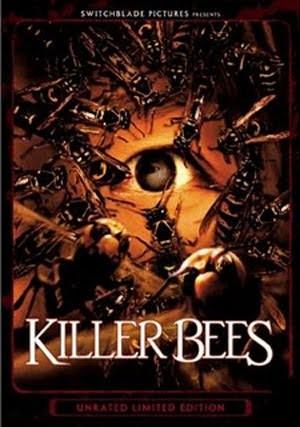 Killer Bees: la locandina del film