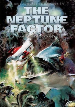 L'odissea del Neptune nell'impero sommerso: la locandina del film