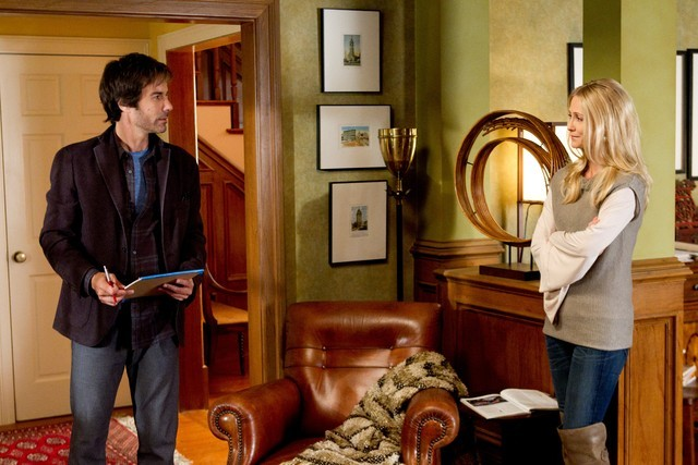 Perception: Eric McCormack e Kelly Rowan nell'episodio Cipher