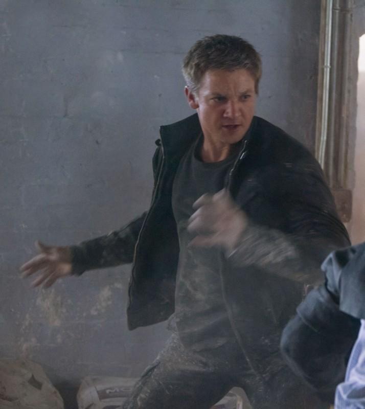 The Bourne Legacy: Jeremy Renner in azione nel nuovo capitolo della saga