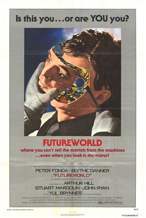 Duemila anni nel futuro: la locandina del film