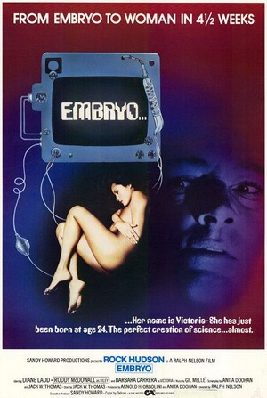 Embryo: la locandina del film