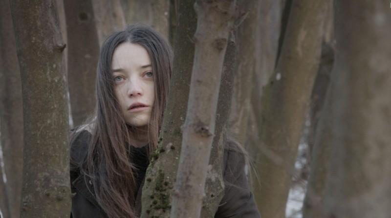 La cinquième saison: Aurélia Poirier in una scena del film
