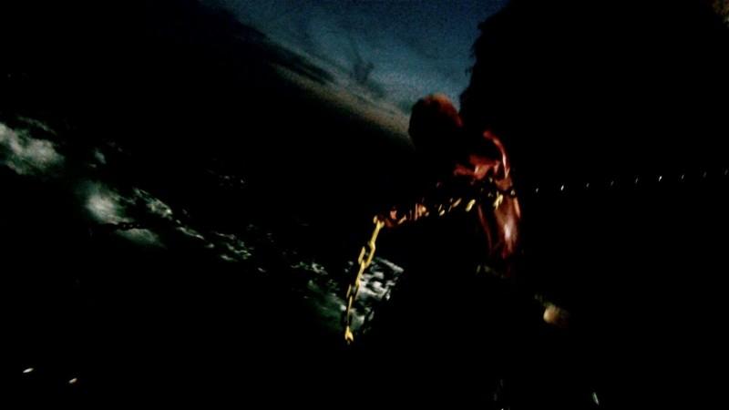 Leviathan: un'enigmatica scena del film
