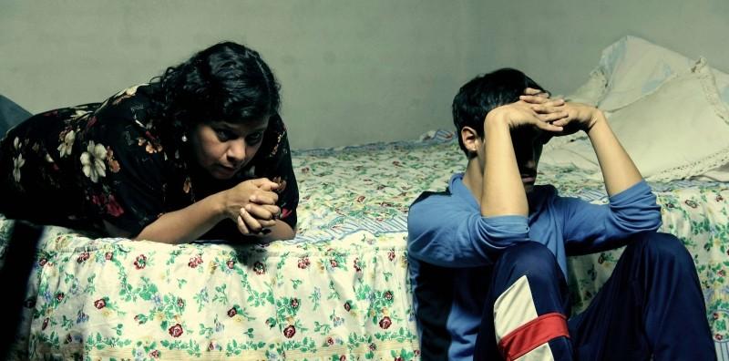 Los mejores temas: Gabino Rodríguez e Teresa Sanchez in una scena