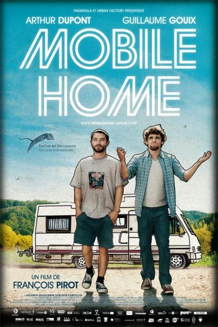 Mobile Home: la locandina festivaliera del film, in concorso a Locarno 2012