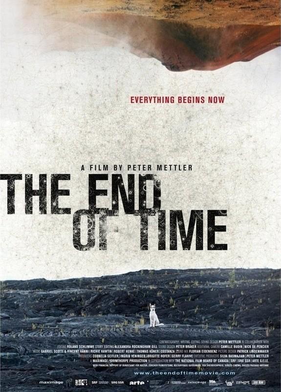 The End of Time: la locandina del film