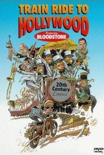Train Ride to Hollywood: la locandina del film