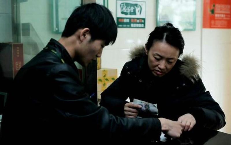 When Night Falls: Nai An in un'immagine tratta dal film diretto da Ying Liang