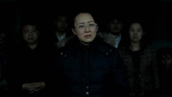 When Night Falls: Nai An in una scena tratta dal film
