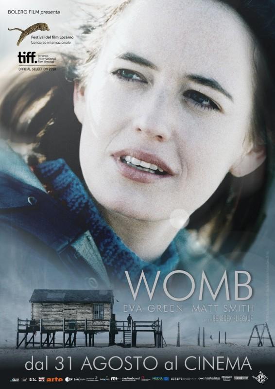 Womb: la locandina italiana del film