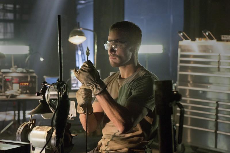 Arrow: Stephen Amell nel pilot della serie