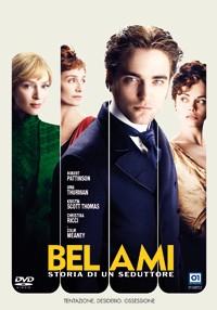 La copertina di Bel Ami - Storia di un seduttore (dvd)