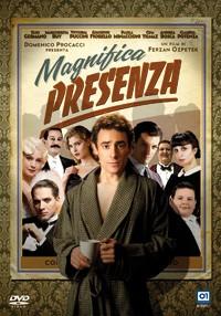 La copertina di Magnifica presenza (dvd)