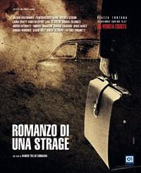 La copertina di Romanzo di una strage (blu-ray)