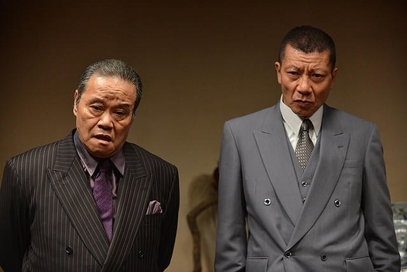 Outrage Beyond: un'immagine dell'action di Takeshi Kitano