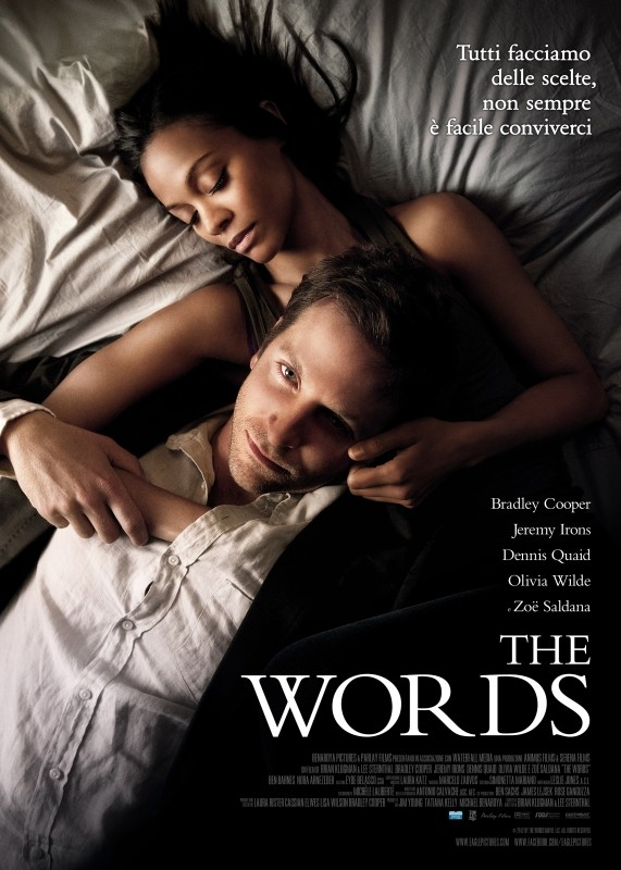 The Words: la locandina italiana