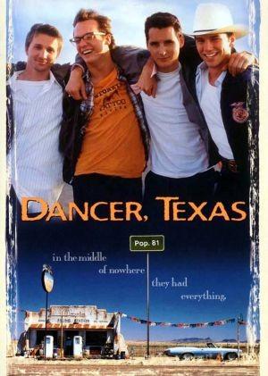 Dancer, Texas: la locandina del film