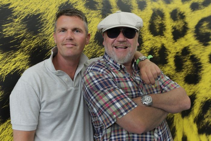 Il regista Nick Love e Ray Winstone a Locarno con The Sweeney