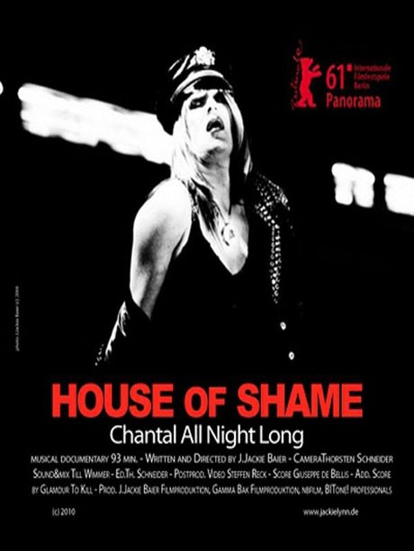 House Of Shame / Chantal All Night Long: la locandina del film