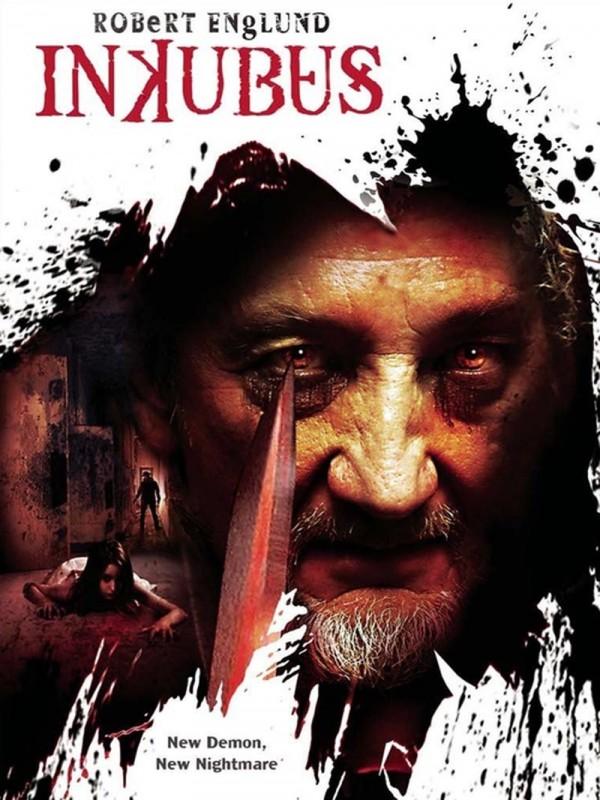 Inkubus: la locandina del film