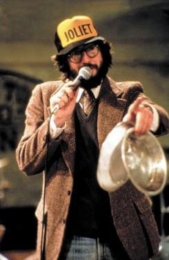 John Landis sul set di The Blues Brothers