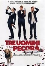 La copertina di Tre uomini e una pecora (dvd)
