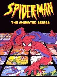 Locandina originale di Spider-Man The Animated Series