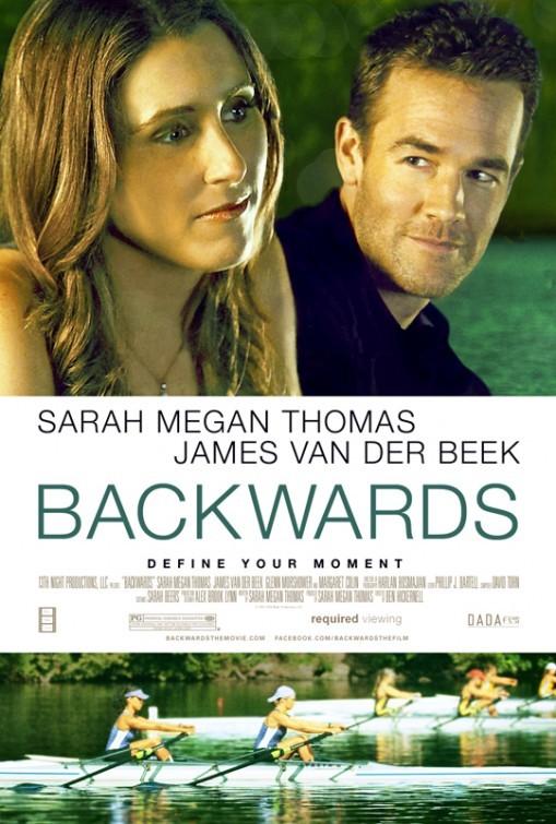 Backwards: la locandina del film