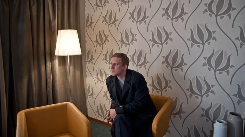 Betrayal: Arturs Skrastins in una scena del film