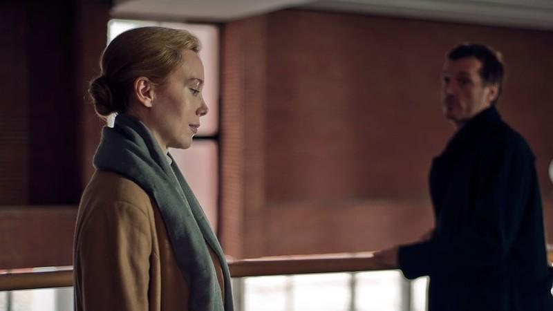 Betrayal: Franziska Petri insieme a Dejan Lilic in una scena