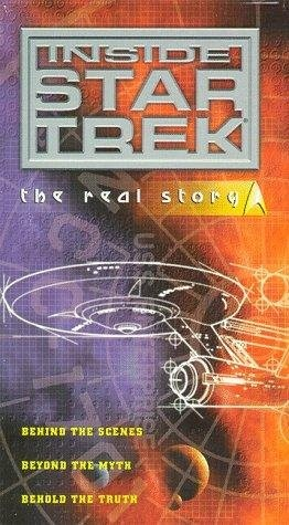 Inside Star Trek: The Real Story: la locandina del film