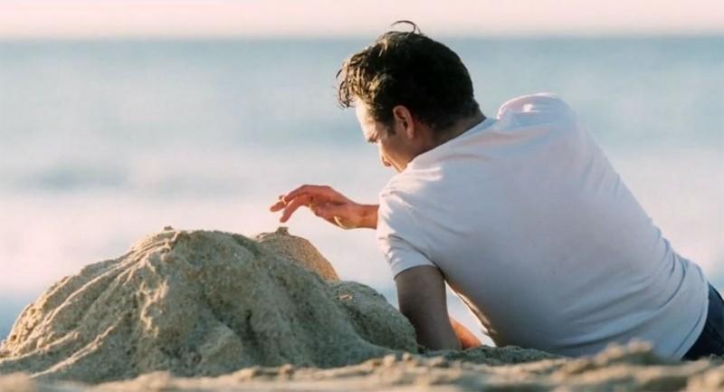 The Master: Joaquin Phoenix in una scena del film